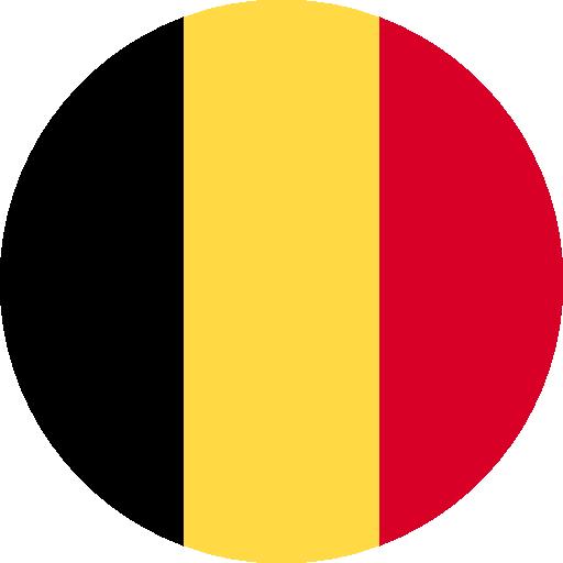 Belgium Flag Shampora