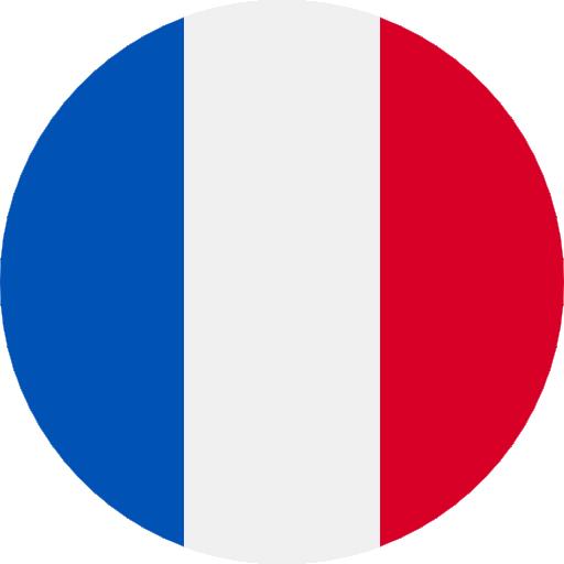 France Flag Shampora